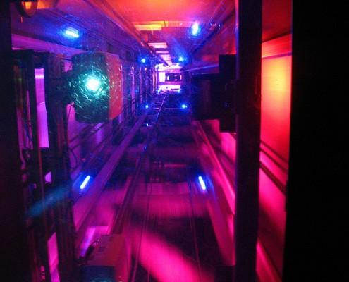 rockfeller center elevator-interlift